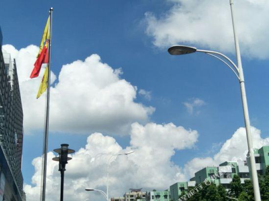 中山匯泉酒店(Huiquan Hotel)眺望遠景