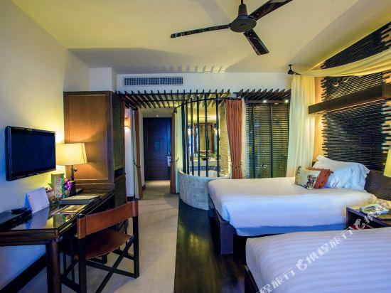 盛泰瀾幻影海灘度假村(Centara Grand Mirage Beach Resort Pattaya)Club Mirage Ocean Facing