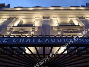 巴黎布里安城堡酒店(Hôtel Chateaubriand Paris)
