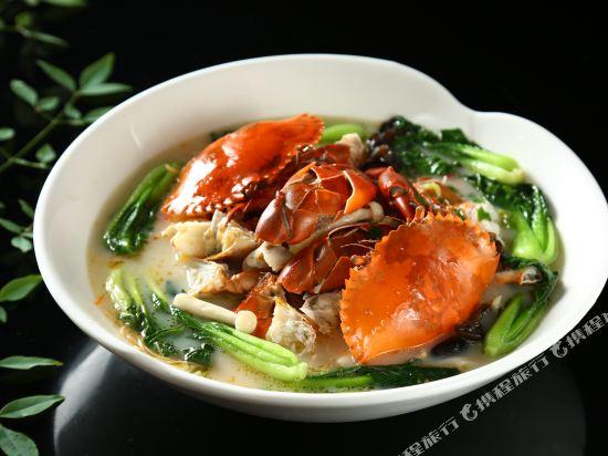 杭州三台山莊(Sunday Sunny Resort)中餐廳