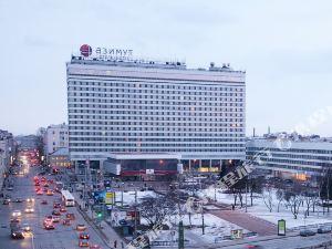 聖彼得堡阿茲姆特酒店(Azimut Hotel Saint-Petersburg)