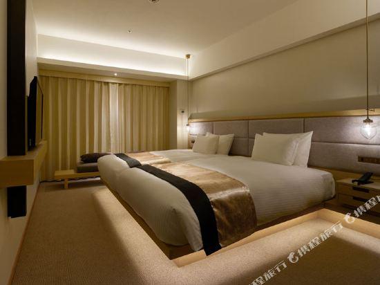 京都祗園賽萊斯廷酒店(Hotel the Celestine Kyoto Gion)無障礙雙床房