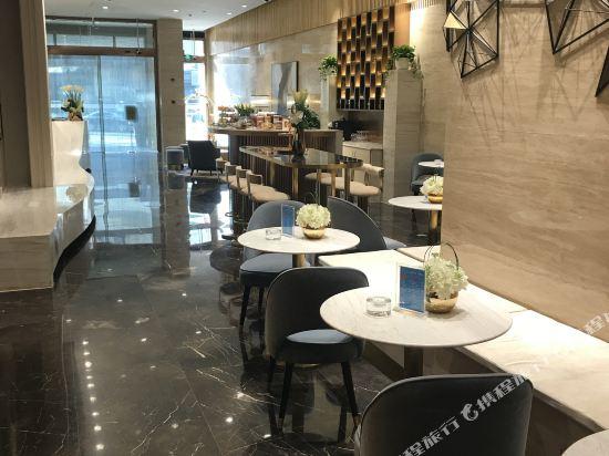 上海奕鄰66酒店(Ten66 Serviced Residences Supercity by Ariva)大堂吧