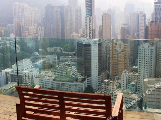 香港華麗銅鑼灣酒店(原香港華麗精品酒店)(Best Western Hotel Causeway Bay)周邊圖片