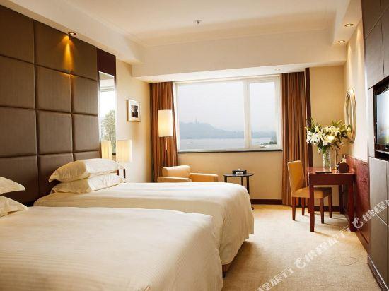 杭州馬可波羅濱湖酒店(Merchant Marco Edgelake Hotel)商務雙床房