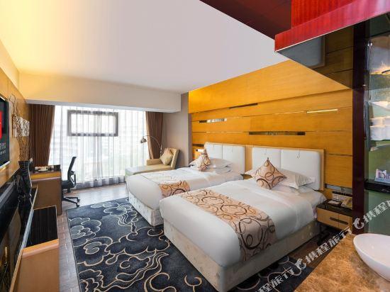 珠海嘉麗城景酒店(Jia Li City View Hotel)豪華雙床房