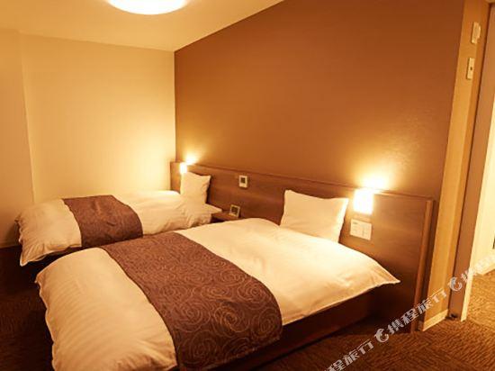 名古屋榮多米豪華酒店(Dormy Inn Premium Nagoya Sakae)無障礙雙床房