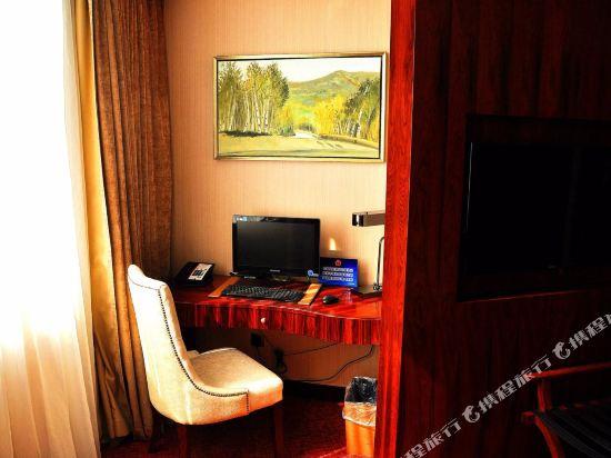 北京中樂六星酒店(Zhongle Six Star Hotel)遠景房