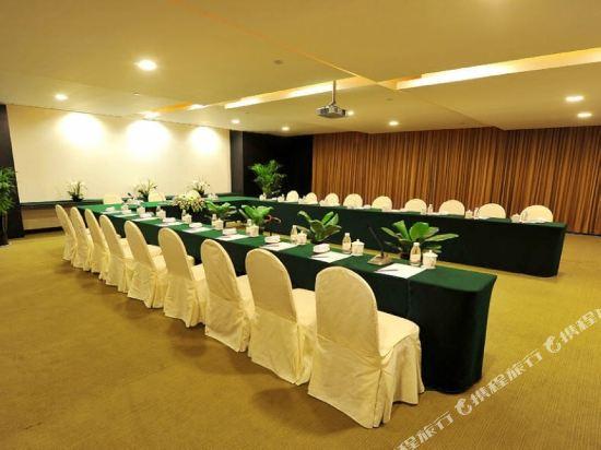 溧陽涵田度假村酒店(Hentique Resort & Spa)會議室