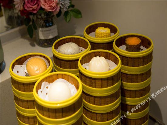 世紀星連鎖艾尚酒店(佛山國際傢俱城店)(Aishang Hotel (Foshan International Furniture City))餐廳