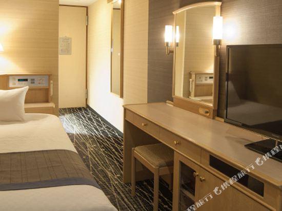 京都新阪急酒店(Hotel New Hankyu Kyoto)緊湊單人房