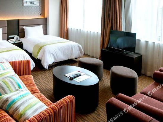 大阪難波假日酒店(Holiday Inn Osaka Namba)尊享雙床房