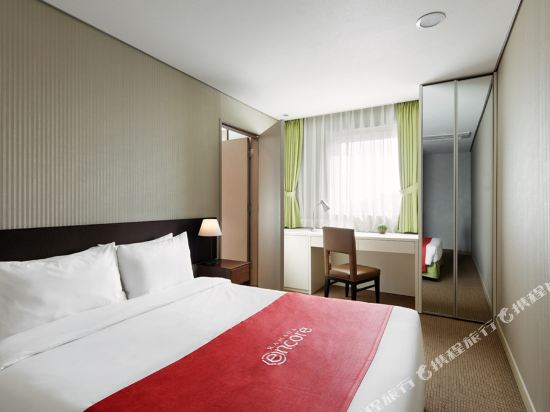 首爾東大門華美達安可酒店(Ramada Encore by Wyndham Seoul Dongdaemun)家庭雙床房