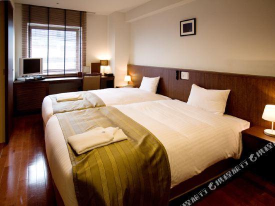博多市善騰酒店(Sutton Hotel Hakata City)小型四人房
