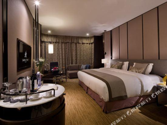 慕思健康睡眠酒店(東莞國際展覽中心店)(DeRUCCI Hotel (Dongguan International Exhibition Center))慕思睡眠大床房