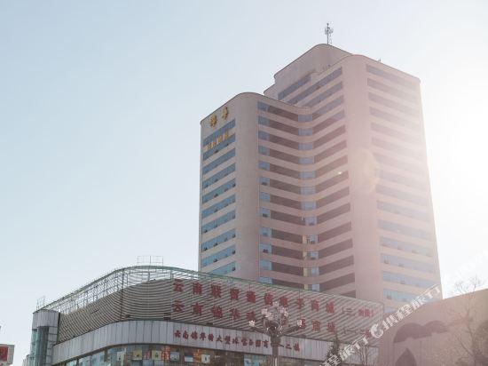 昆明錦華國際酒店(Jinhua International Hotel)外觀