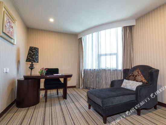昆明錦華國際酒店(Jinhua International Hotel)行政套房