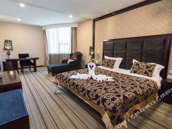 昆明錦華國際酒店(Jinhua International Hotel)麻將房