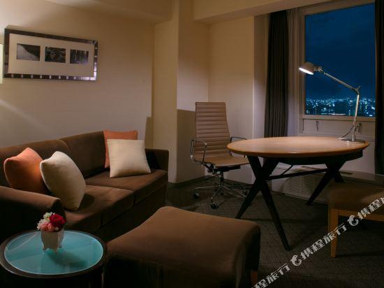 大阪都喜來登酒店(Sheraton Miyako Hotel Osaka)喜來登精緻套房