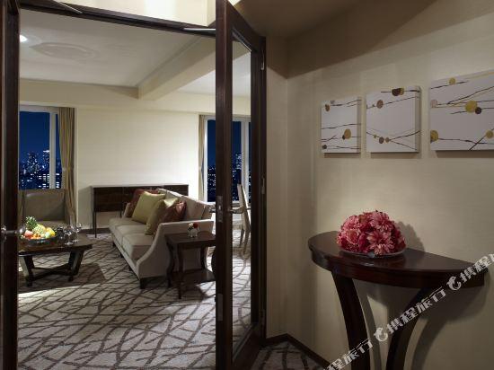 大阪都喜來登酒店(Sheraton Miyako Hotel Osaka)皇家套房