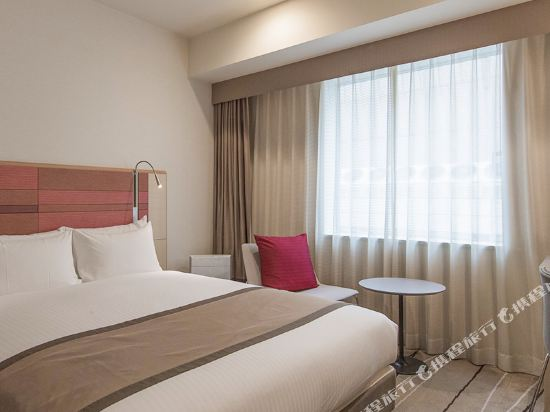 JR九州花博中心酒店(Jr Kyushu Hotel Blossom Hakata Central)大床房