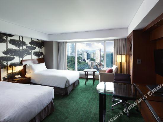 首爾世貿中心洲際酒店(InterContinental Seoul COEX)高級房