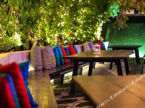 曼谷利特酒店(LiT BANGKOK Hotel)公共區域