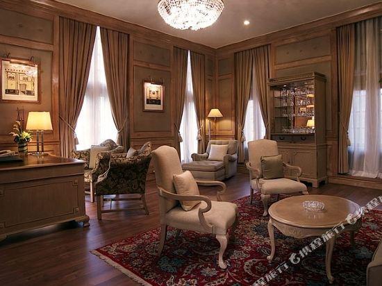 良木園酒店(Goodwood Park Hotel)玫瑰瑪麗套房