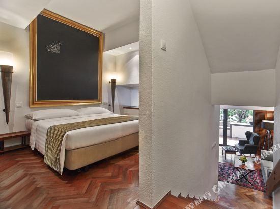 良木園酒店(Goodwood Park Hotel)柏寧複式一室房