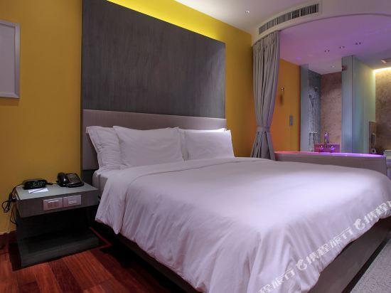 曼谷利特酒店(LiT BANGKOK Hotel)璀璨光輝房