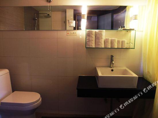 珠海海景酒店(Zhuhai Sea-view Hotel)高級大床房