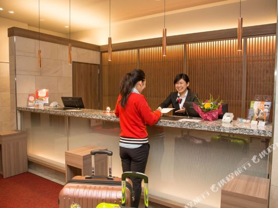 大阪心齋橋格蘭多酒店(Shinsaibashi Grand Hotel Osaka)公共區域