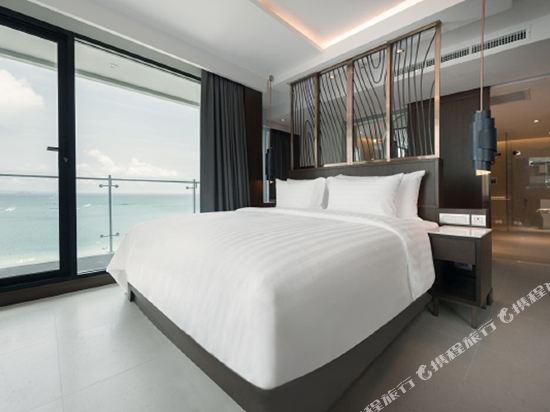 曼特海灘酒店(Mytt Beach Hotel)濱海套房