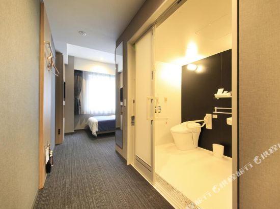 大阪心齋橋金塔酒店(Quintessa Hotel Osaka Shinsaibashi)通用房