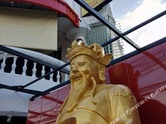 中國城財神大酒店(Chinatown God of Wealth Hostel)外觀