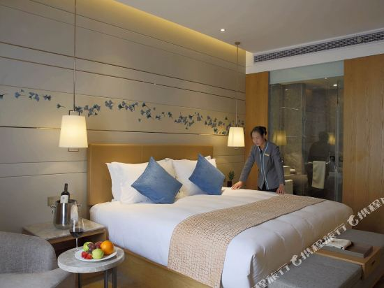 上海浦東主題樂園萬信酒店(Wassim Hotel (Shanghai Pudong Theme Park))商務大床房