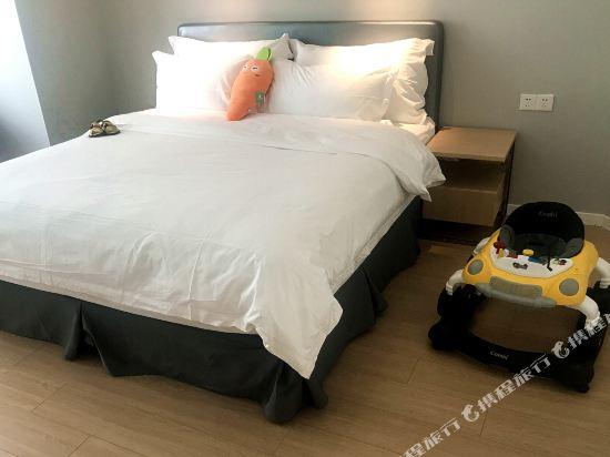 上海奕鄰66酒店(Ten66 Serviced Residences Supercity by Ariva)親子房