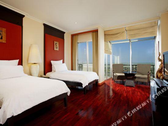 華欣希爾頓温泉度假酒店(Hilton Hua Hin Resort & Spa)查克里套房