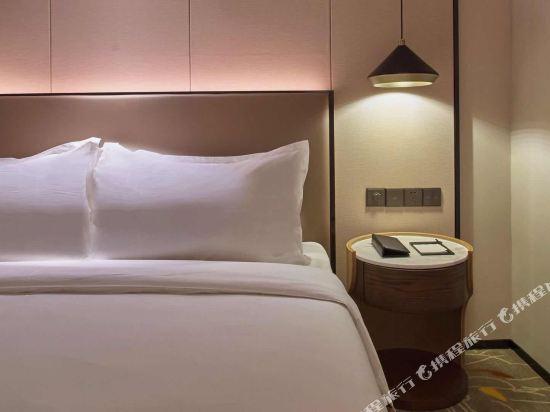 上海智微世紀麗呈酒店(REZEN HOTEL SHANGHAI ZHIWEI CENTURY)高級大床房