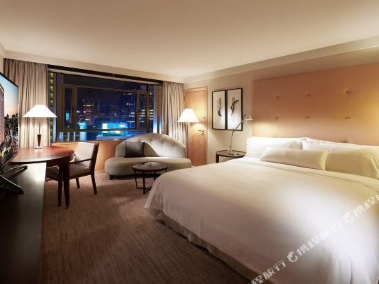 首爾威斯汀朝鮮酒店(The Westin Chosun Hotel Seoul)商務豪華房