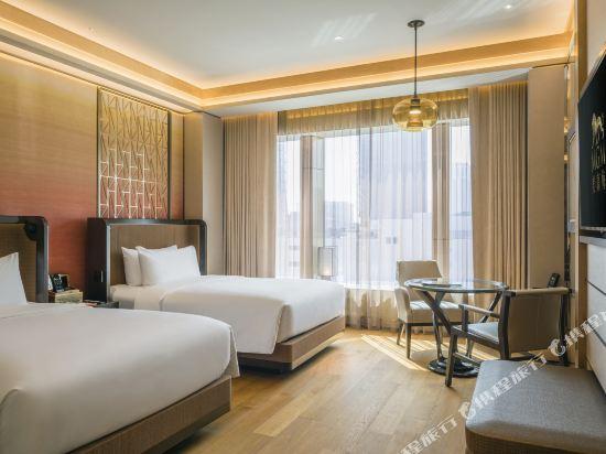 澳門美獅美高梅酒店(MGM Cotai Macau)度假雙床客房