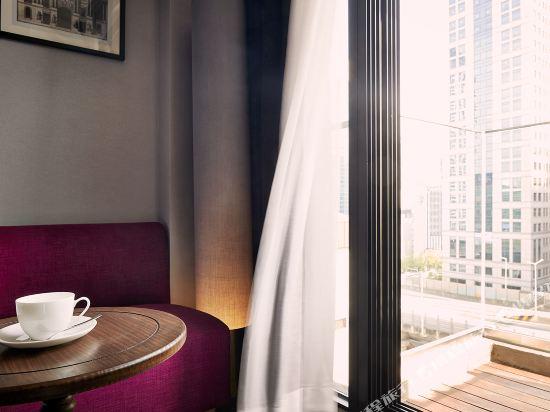 釜山南凡德寇酒店(South Vandeco Hotel Busan)豪華大床房