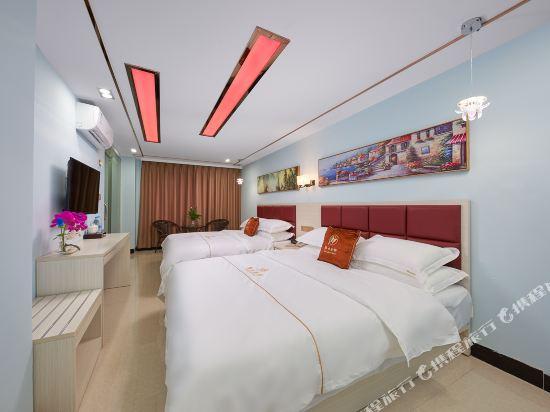 維也納斯酒店·精選(廣州新白雲國際機場店)(Wei Ye Na Si & Hotel (Guangzhou New Baiyun International Airport))舒適大床房