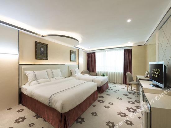 金域酒店(珠海拱北口岸步行街店)(Jin Yu Hotel (Zhuhai Gongbei Port Pedestrian Street))豪華家庭房