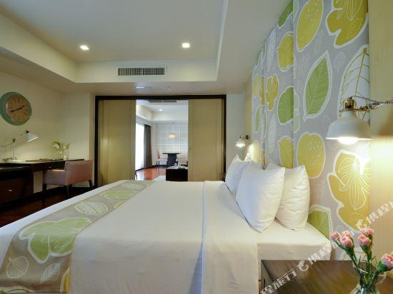 璀璨專享服務公寓(Abloom Exclusive Serviced Apartments)一卧室尊貴套房