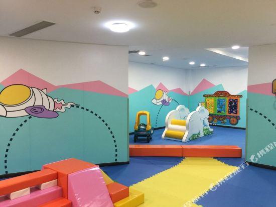 三正半山酒店(東莞橋頭店)(Goodview Hotel (Dongguan Qiaotou))兒童樂園/兒童俱樂部