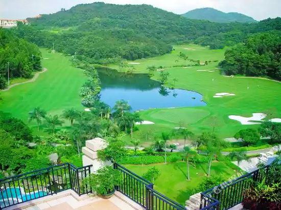 中山雅居樂長江酒店(Agile Changjiang Hotel)眺望遠景