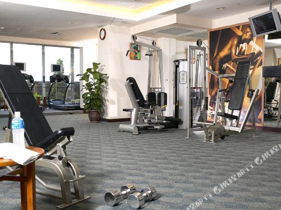 高雄漢來大飯店(Grand Hi-Lai Hotel)健身房