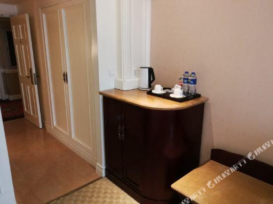 北京大方飯店(Dafang Hotel)商務雙床間