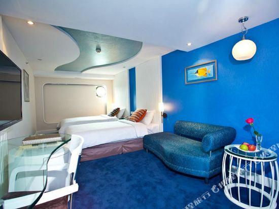 深圳鴻隆明華輪酒店(Cruise Inn)水手標準房